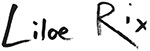 Liloe Rix Logo